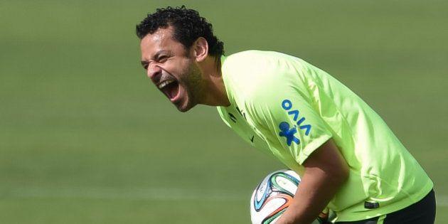 Nem Klose, nem Ronaldo: Fred é o maior artilheiro da história das Copas. Brincadeira...