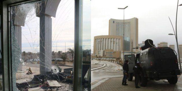 Grupo líbio afiliado ao Estado Islâmico assume ataque a hotel em