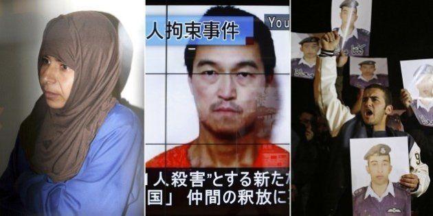 Mãe implora a premiê japonês que salve o filho refém do Estado Islâmico; Jordânia pode fazer acordo com...