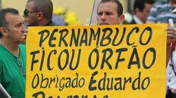 Despedida: Eduardo Campos é enterrado em