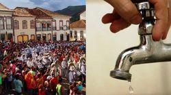 Carnaval na seca: Falta de água força 15 cidades em MG a cancelar