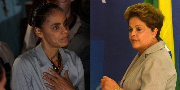 Marina Silva empata com Dilma Rousseff no 2º turno e está mais competitiva que Aécio Neves, aponta