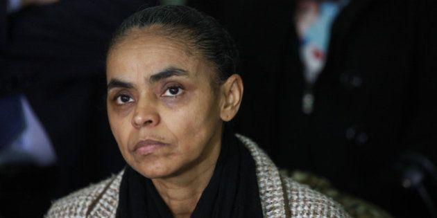 Marina Silva tem rejeição menor que Dilma Rousseff, Aécio Neves e Pastor Everaldo, diz