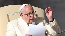 Como o papa Francisco está fazendo uma