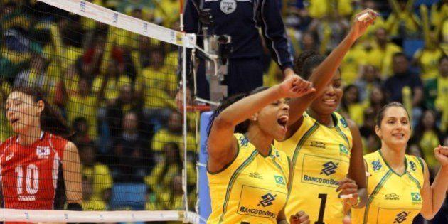 Grand Prix de Vôlei: saiba quais e quando acontecem os jogos do time do Brasil na fase