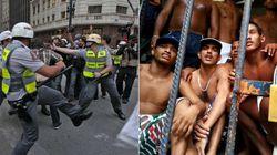 ESTUDO: Mortes causadas por policiais de SP e RJ subiram em 2014, diz