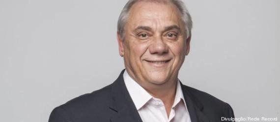 Uma conversa franca com Marcelo Rezende, apresentador do Cidade