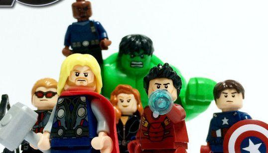 22 filmes que viraram... LEGO!