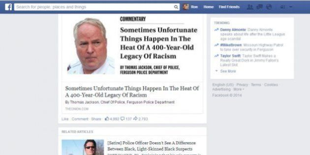 Facebook cria tag para identificar posts de