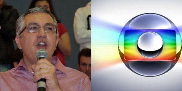 PT vai ao TRE de SP para exigir cobertura de Alexandre Padilha na TV