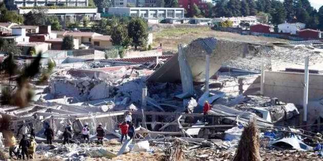 Explosão em maternidade no México deixa mortos e