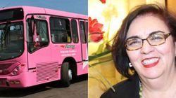 'Encoxadores' devem ser atirados de ônibus em movimento, defende