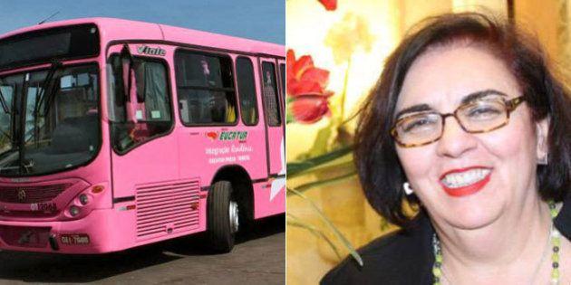 Vereadora Julieta Reis defende que 'encoxadores' sejam atirados de ônibus em movimento em