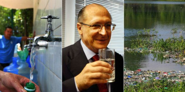 Vista como 'salvação' por Alckmin, represa Billings é a representação de tudo o que há de errado na gestão...