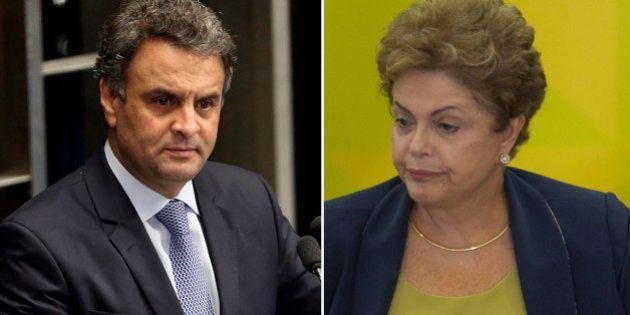 Aécio Neves muda o tom e avalia possibilidade de PSDB apoiar impeachment de Dilma