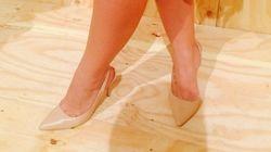 SPFW, dia 2: 'Por que toda blogueira faz essa pose com os pés nas