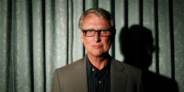 Director Mike Nichols poses for a portrait in Beverly Hills, Calif. on Wednesday, June 9, 2010. (AP Photo/Matt
