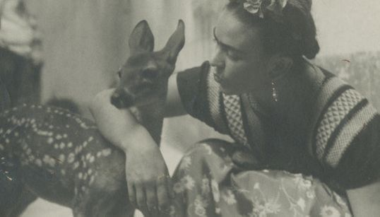Estas fotos são a prova de que Frida Kahlo era uma artista