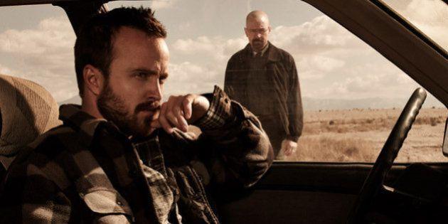 Aaron Paul, o Jesse Pinkman de Breaking Bad, elege suas cenas preferidas da