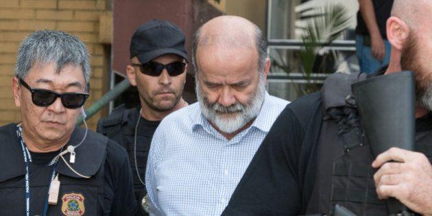 PT anuncia afastamento do tesoureiro João Vaccari Neto após