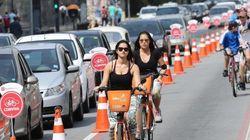 Multas contra ciclistas quase triplicam no primeiro
