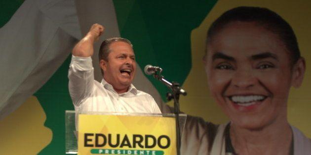 Programa do PSB na televisão destaca papéis de Eduardo Campos como pai, político e