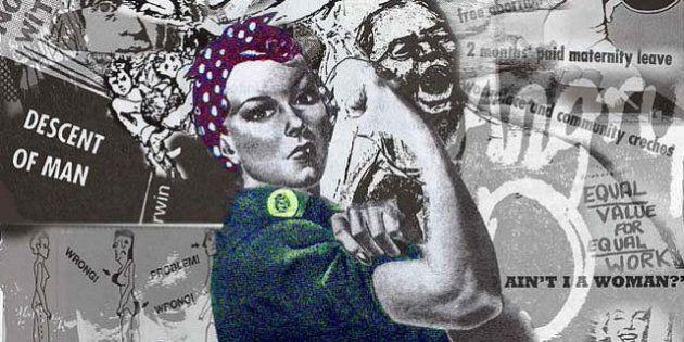 Feminismo e a ideia radical de que mulheres são