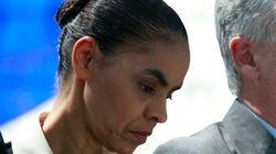 Marina homenageia Campos em missa: 'Porque viemos do pó, precisamos de água para virar