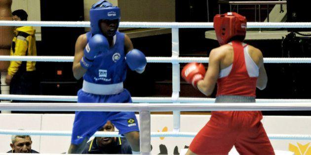 Brasileira garante medalha no Mundial de