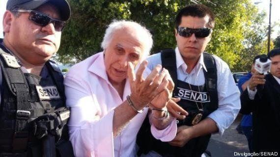 Bandido mais procurado de São Paulo, Roger Abdelmassih é preso no