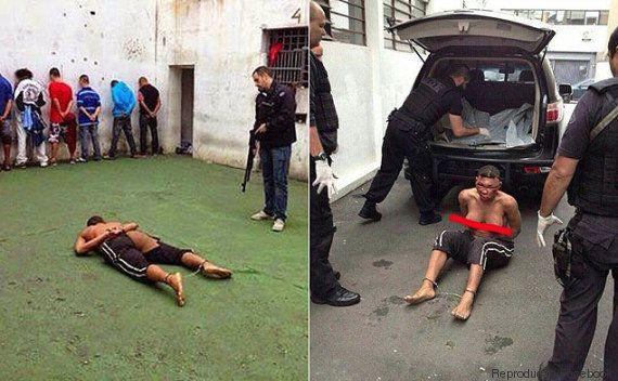 #SomosTodasVerônica: Travesti tem o rosto desfigurado dentro da prisão e gera discussão nas