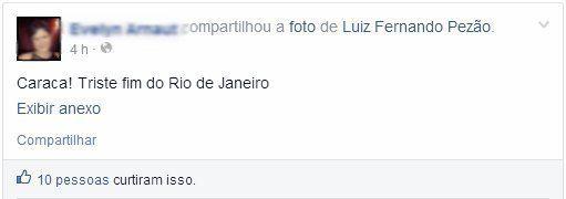 Candidato ao governo do Rio de Janeiro é criticado após publicar quiz no Facebook perguntando o doce...