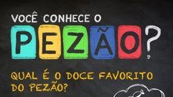Candidato ao governo do Rio brinca com doce e amarga rejeição nas