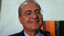 Renan Calheiros é reeleito presidente do