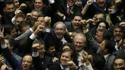 Eduardo Cunha é o novo presidente da Câmara dos