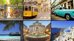 As 50 melhores cidades para visitar na