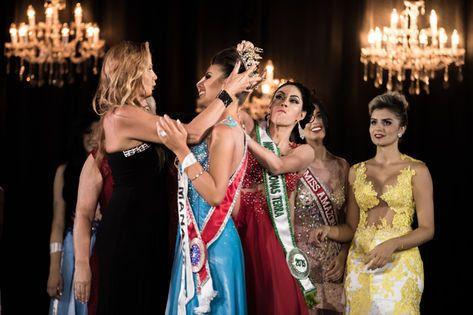 Segundo lugar em concurso, Sheislane errou ao arrancar a coroa da Miss Amazonas 2015? Pelo visto,
