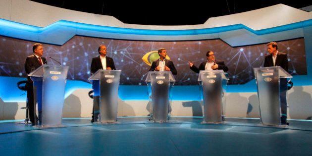 Interativo, #DebateBandRio põe 'azarão' como o preferido e Garotinho o mais