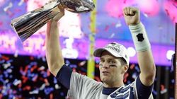 Tom Brady quebra recorde e Patriots batem Seahawks no