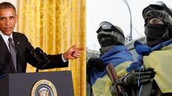 EUA consideram enviar armas para forças ucranianas, diz