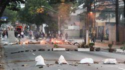FOTOS: Polícia e manifestantes da USP entram em