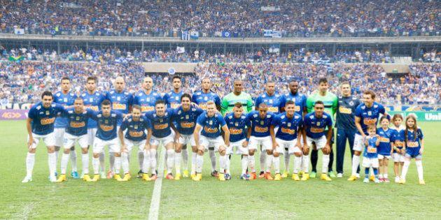 Cruzeiro vence o Goiás no Mineirão e conquista o tetra do