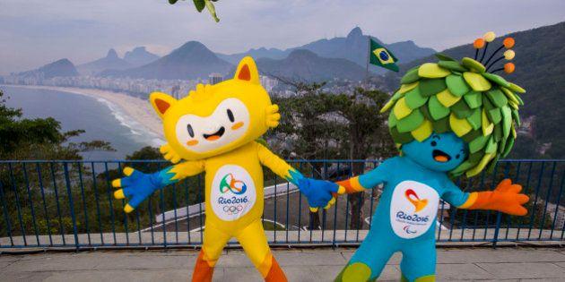 Fauna e flora inspiram criação de mascotes do Rio