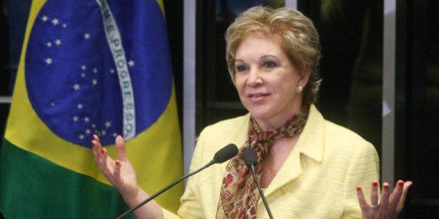 Marta Suplicy volta a criticar o governo de Dilma Rousseff e ironiza derrota do PT na