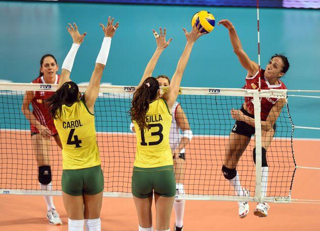 Grand Prix de vôlei: Turquia vence Brasil na estreia da fase final e quebra invencibilidade de