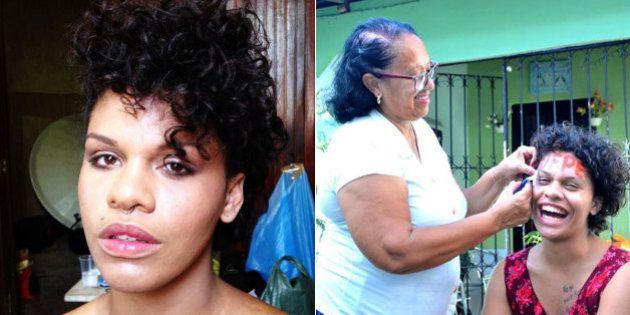 Aprovada no Sisu, travesti Maria Clara Araújo pede igualdade após entrar para a Universidade Federal...