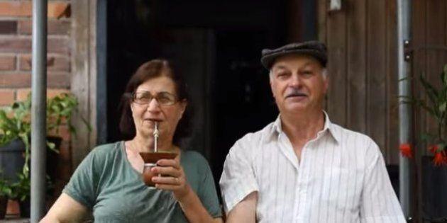 Famílias italianas no Brasil costumam ser muito barulhentas e comilonas.