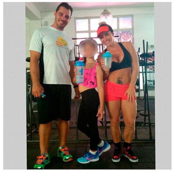 'É tão normal', diz mãe de Anna Clara Mansur, intitulada a 'primeira blogueira fitness