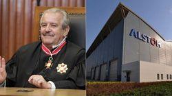 Conselheiro acusado de 'ladroagem' e Alstom têm R$ 282 mi bloqueados em