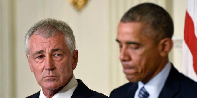 Obama anuncia saída de Hagel da chefia do